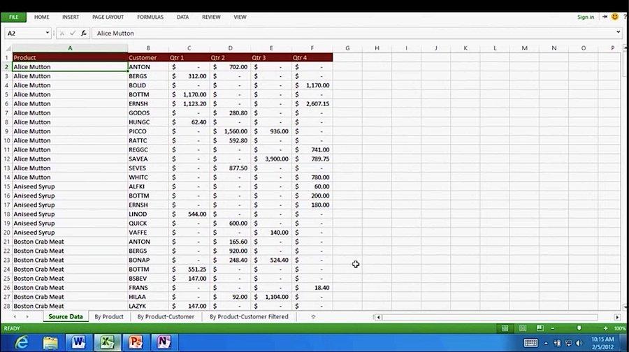 Excel auf ARM unter Windows RT