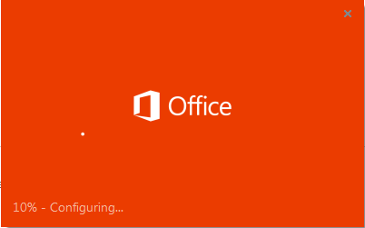 Installation von Office 2013